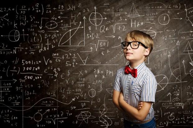 anak jenius